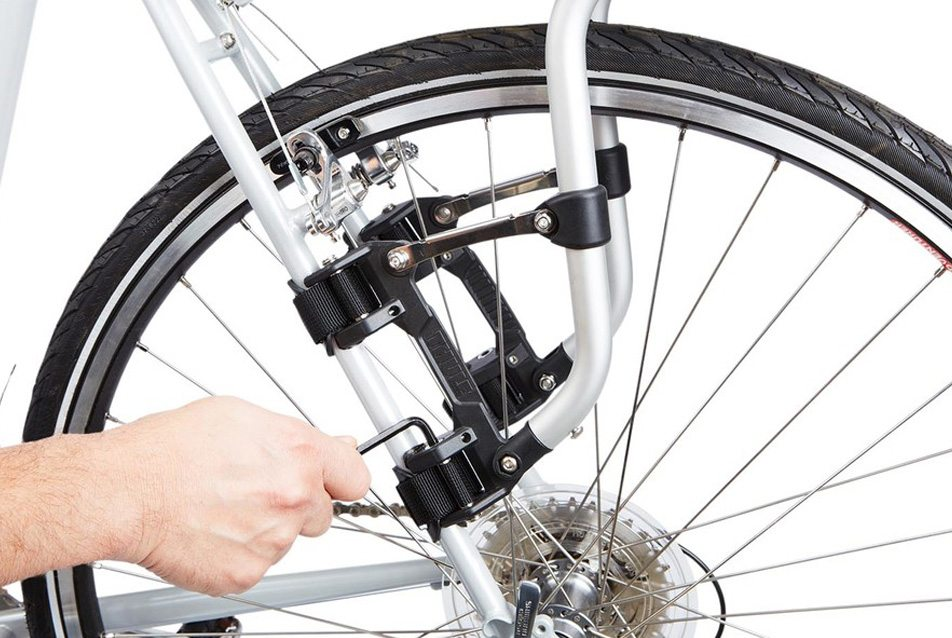 Accesorios para alquiler de bicicletas