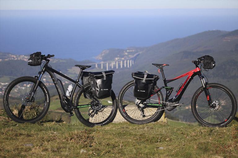 Bicicletas eléctricas de montaña