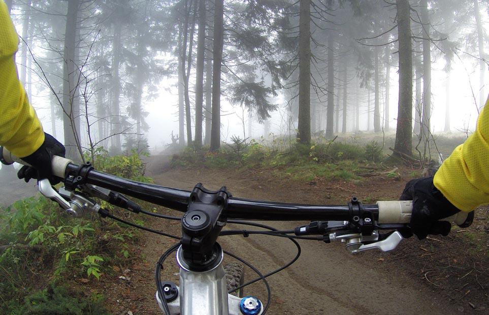 alquilar bicicletas eléctricas con mal tiempo